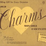 front cover of american charm catalog 1950s