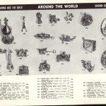 Around the World in 14K Charms