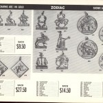 ac 14k gold zodiac charms