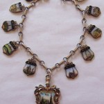 a brilliant Vienna bracelet by angela p